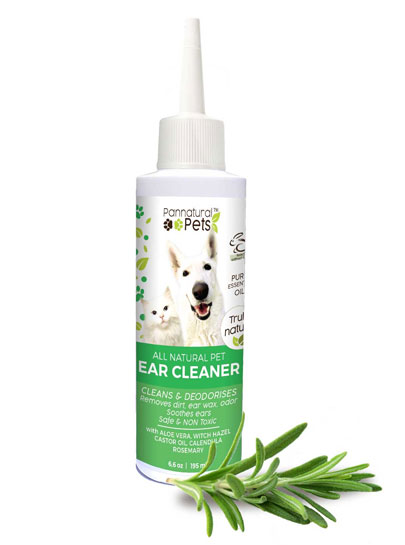 All Natural Ear Cleaner