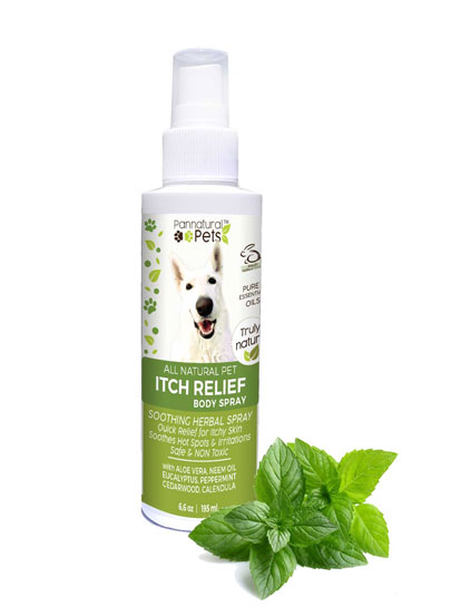 All Natural Skin Soother - Itch Relief