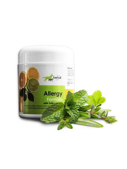 Herbal Allergy Formula