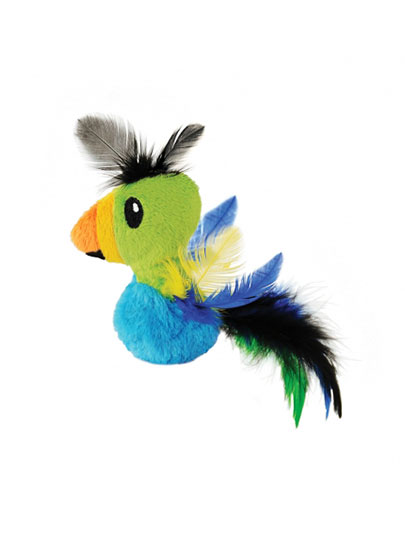 Feather-toucan