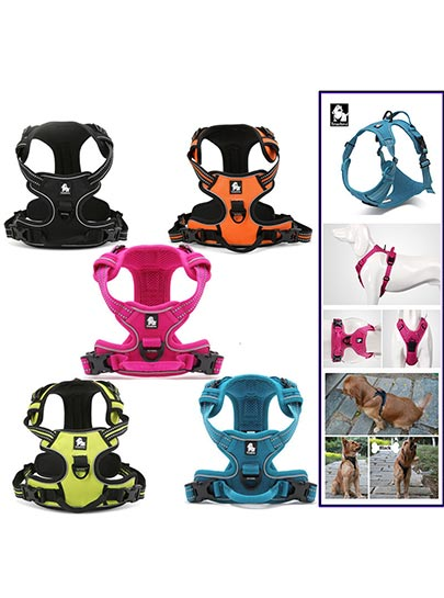 Front-Range-Comfortable-3M-Reflective-Soft-Mesh-Dog-Harness