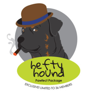 Hefty Hound Package