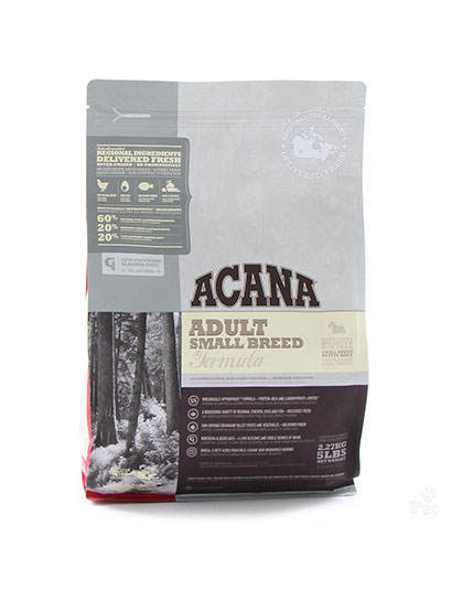 Acana Adult Small Breed Food