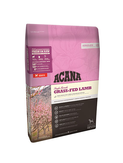 Acana Grass-Fed Lamb Food