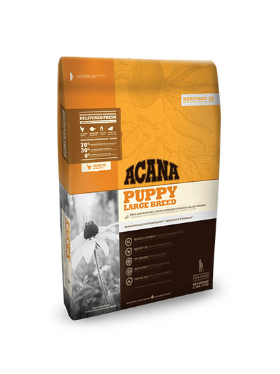 Acana Puppy Large Breed Food