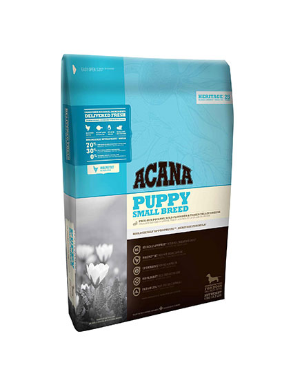 Acana Puppy Small Breed Food