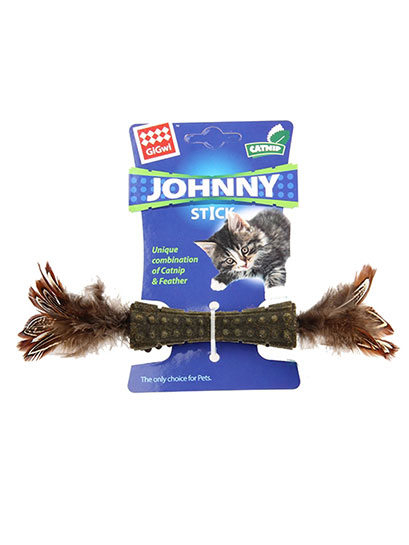Gigwi Catnip Johnny Stick
