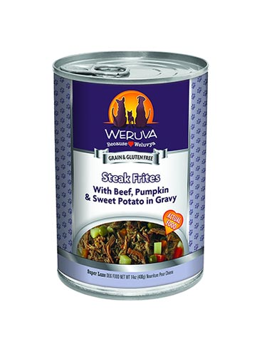 Weruva Steak Frites for Dogs